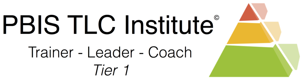 PBIS TLC Institute logo